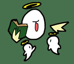 Egg Angel sticker #1924566
