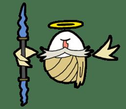 Egg Angel sticker #1924567