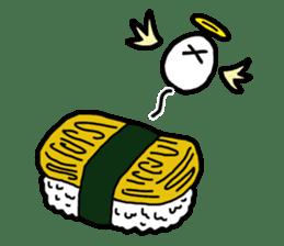 Egg Angel sticker #1924571