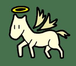 Egg Angel sticker #1924575
