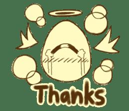 Egg Angel sticker #1924576