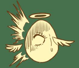 Egg Angel sticker #1924578