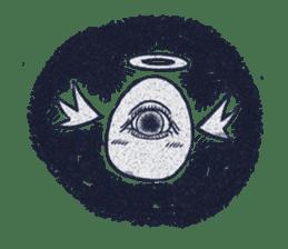 Egg Angel sticker #1924580