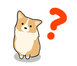 Pembroke Welsh Corgi sticker #1925822