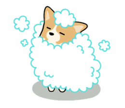 Pembroke Welsh Corgi sticker #1925836