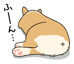 Pembroke Welsh Corgi sticker #1925841