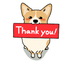 Pembroke Welsh Corgi sticker #1925851
