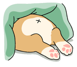 Pembroke Welsh Corgi sticker #1925855