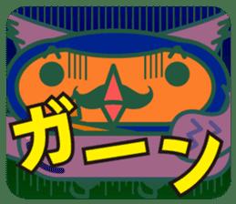 Mr. OWL sticker #1926310
