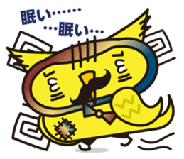 Mr. OWL sticker #1926318