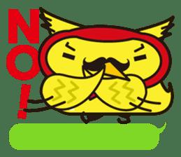 Mr. OWL sticker #1926328