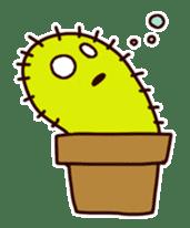 A noisy cactus sticker #1930106