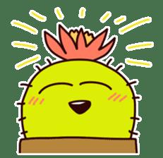 A noisy cactus sticker #1930115