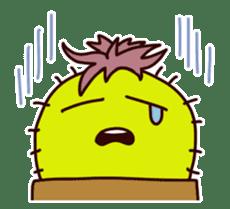 A noisy cactus sticker #1930116