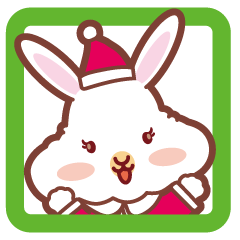Kawaii Rabbits / Xmas