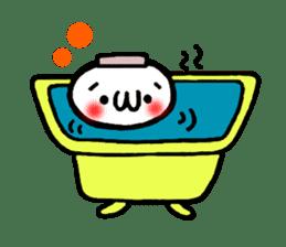 Round Shobon sticker #1933667