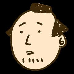 samurai tyonmage ni-san