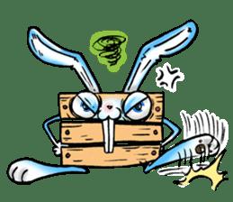 Box Bunny sticker #1940039