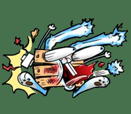 Box Bunny sticker #1940050