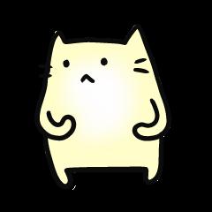 Nya-kichi of a cat.