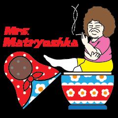 """""""Mrs. Matryoshka"""" english ver."""