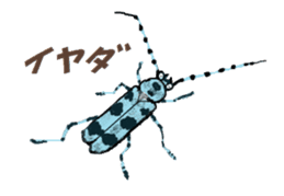 Sticker of insects sticker #1944828
