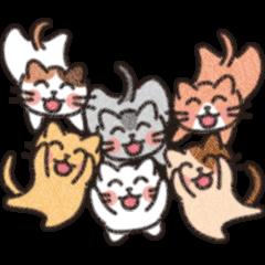 Six Kittens - part II