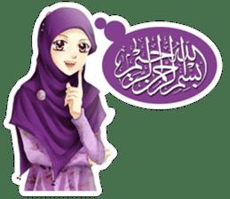 ISLAM sticker #1952650