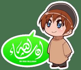 ISLAM sticker #1952653