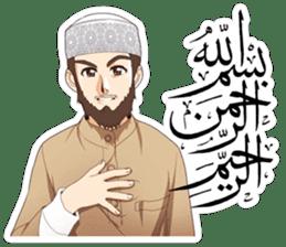 ISLAM sticker #1952655