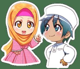 ISLAM sticker #1952665