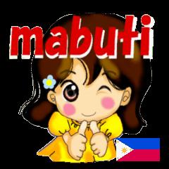 Let's talk in Tagalog.