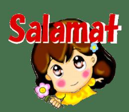 Let's talk in Tagalog. sticker #1955683