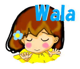 Let's talk in Tagalog. sticker #1955688