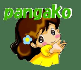 Let's talk in Tagalog. sticker #1955698