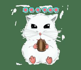 Happy Hamster sticker #1966877