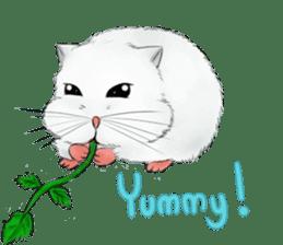 Happy Hamster sticker #1966879