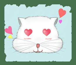 Happy Hamster sticker #1966881