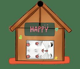 Happy Hamster sticker #1966882