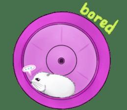 Happy Hamster sticker #1966884