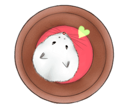 Happy Hamster sticker #1966889