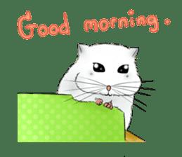 Happy Hamster sticker #1966901