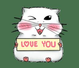 Happy Hamster sticker #1966905