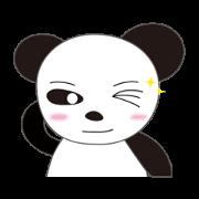 สติ๊กเกอร์ไลน์ Panda Pero