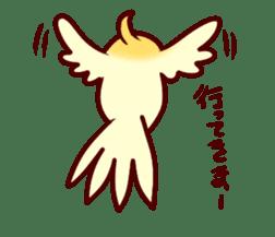 okameinko sticker #1982283