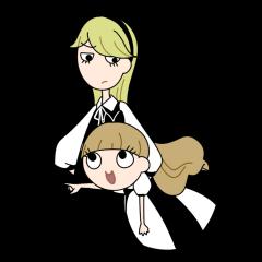 Harris sisters