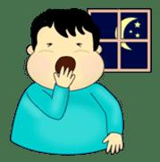 Fat Kid sticker #1990610