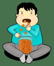 Fat Kid sticker #1990613