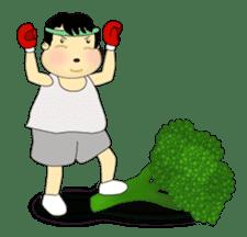Fat Kid sticker #1990633
