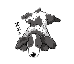 English Cocker Spaniel sticker #1992546